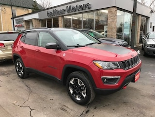 2017 Jeep  Compass Trailhawk SUV