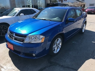 2013 Dodge Avenger SXT -MINT CONDITION Sedan