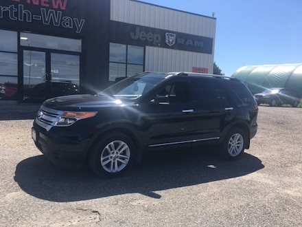 2014 Ford Explorer Unknown 3