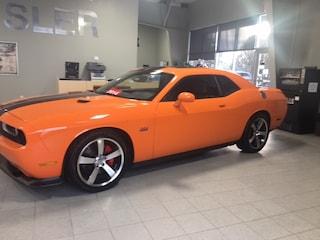 2014 Dodge Challenger SRT Coupe
