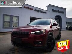 2020 Jeep Cherokee Altitude - Navigation -  Uconnect - $232 B/W SUV