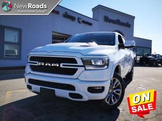 2020 Ram 1500 Laramie - Navigation -  Uconnect - $376 B/W Crew Cab