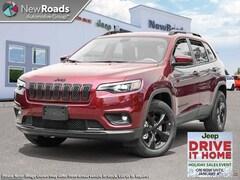 2021 Jeep Cherokee Altitude - Sunroof - $233 B/W SUV