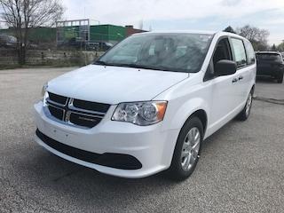 2019 Dodge Grand Caravan Canada Value Package 2WD - $170.69 B/W Van