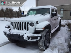 2020 Jeep Gladiator Overland - Navigation -  Uconnect - $335 B/W Crew Cab