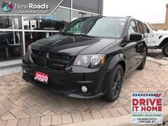 2020 Dodge Grand Caravan GT - Navigation - Leather Seats - $216 B/W Van