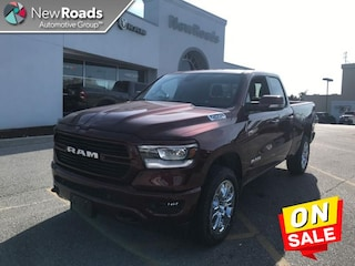 2020 Ram 1500 Big Horn - Navigation -  Uconnect - $286 B/W Quad Cab