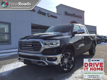 2020 Ram 1500 Longhorn - Leather Seats -  Cooled Seats - $412 B/ Crew Cab