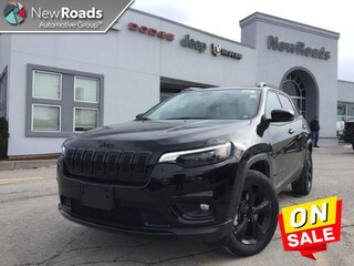2020 Jeep Cherokee Altitude - Navigation -  Uconnect - $233 B/W SUV