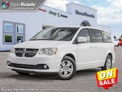 2020 Dodge Grand Caravan Crew - $202 B/W Van