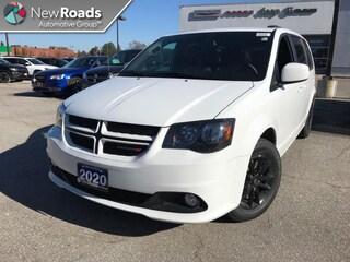 2020 Dodge Grand Caravan GT - Navigation - Leather Seats - $218 B/W Van