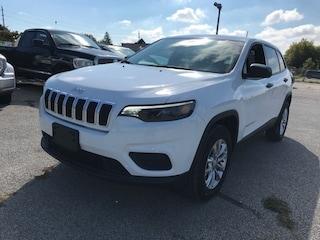 2019 Jeep Cherokee Sport - $201.48 B/W SUV