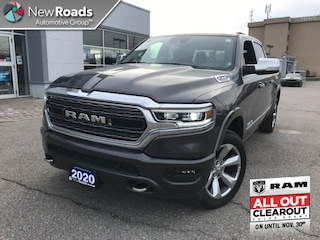 2020 Ram 1500 Limited - Leather Seats -  Cooled Seats - $420 B/W Crew Cab