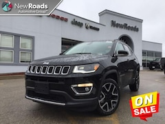 2020 Jeep Compass Limited - Leather Seats - Navigation SUV