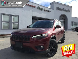 2020 Jeep Cherokee Altitude - Navigation -  Uconnect - $232 B/W SUV