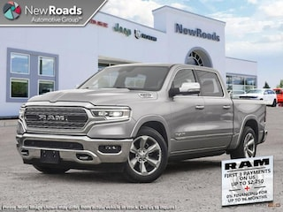 2020 Ram 1500 Limited - Leather Seats -  Cooled Seats - $443 B/W Crew Cab