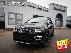 2020 Jeep Compass Limited - Navigation -  Uconnect SUV