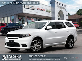 2019 Dodge Durango GT | REAR SEAT VIDEO SUV