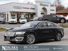 2018 Lincoln MKZ Select Berline