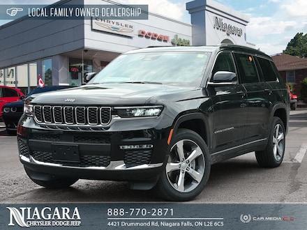 2021 Jeep All-New Grand Cherokee L Limited 4x4