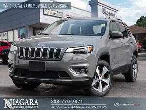 2021 Jeep Cherokee Limited 4x4