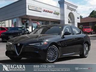 2018 Alfa Romeo Giulia PANORAMIC ROOF  Sedan