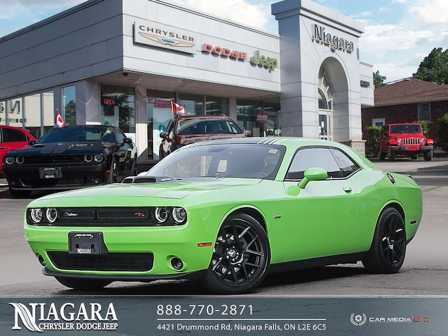 2015 Dodge Challenger Shaker Package Coupe