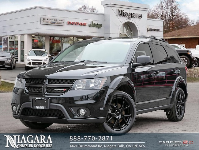 2016 Dodge Journey Power Seat   8.4 Screen SUV