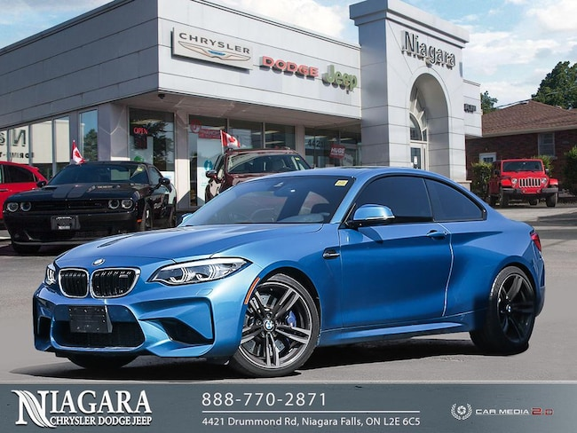 2018 BMW M2 Sporty Coupe Coupe