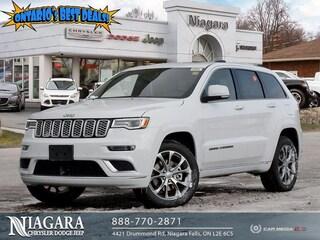 2020 Jeep Grand Cherokee Summit SUV