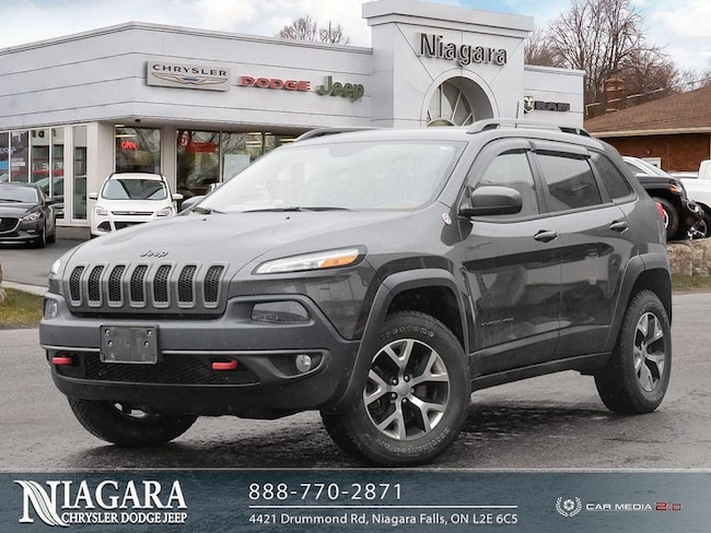2016 Jeep Cherokee TOW Group   Remote Start SUV