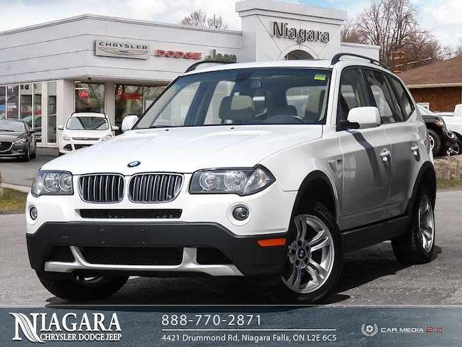 2008 BMW X3 Leather   Clean Vehicle SUV