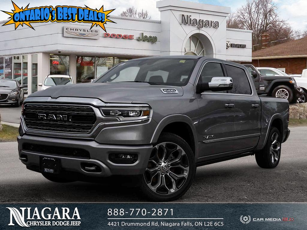 2019 Ram 1500 Demonstration Vehicle Truck Crew Cab