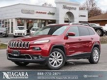 2016 Jeep Cherokee LIMITED PANORAMIC ROOF SUV