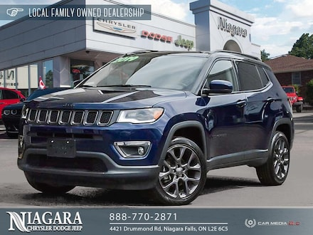 2019 Jeep Compass Limited | High Altitude SUV