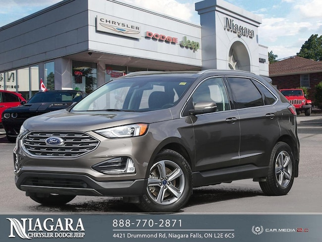 2019 Ford Edge Leather SUV
