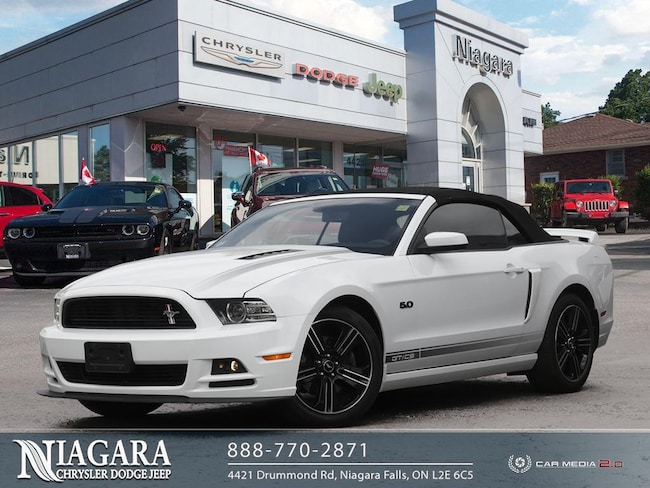2014 Ford Mustang California Special Edition Convertible
