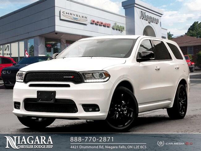 2019 Dodge Durango 7 Passenger   Black Edition SUV