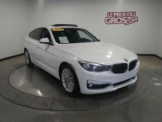 2015 BMW Série 3 Gran Turismo Xdrive 2.0L