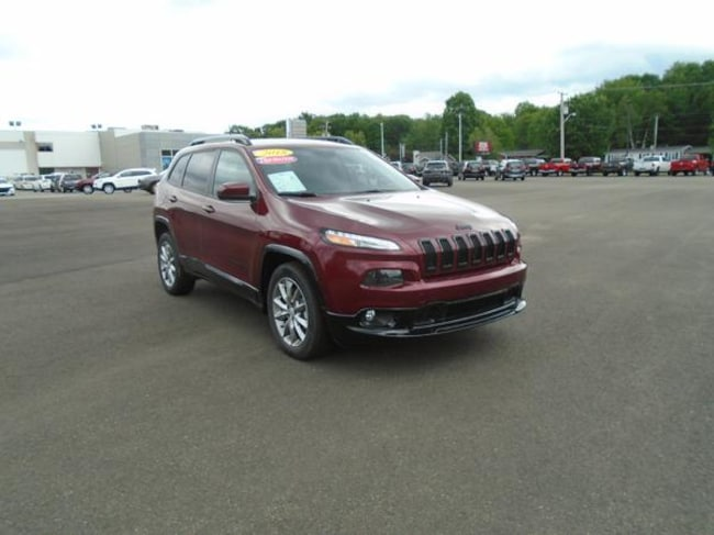 2018 Jeep Cherokee North 3.2L Edition Printemps SUV