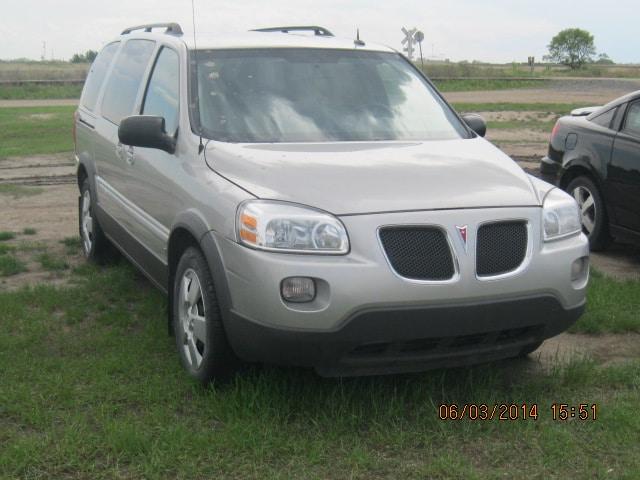 2009 Pontiac Montana SV6 FWD Van