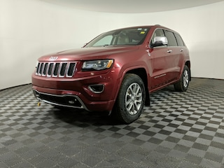 2014 Jeep Grand Cherokee Overland , ONE Owner, PET Free, TOP OF THE Line, SUV