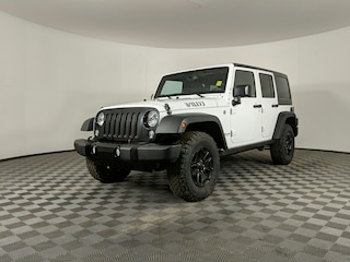 2015 Jeep Wrangler Unlimited Sport Trail Rated, LOW KM, ONE Owner SUV