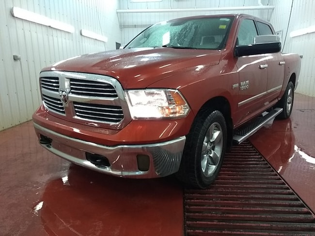 2013 Ram 1500 SLT - Trade-in - Sunroof - Back Up Camera - $70.14 Crew Cab