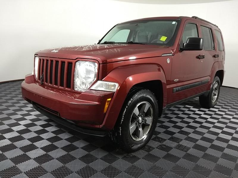 2008 Jeep Liberty Sport - Trade-in - $144.41 /Wk SUV