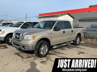 2008 Ford F-150 XLT , Priced FOR A Quick Sale, NON Smoking, PET Fr Crew Cab