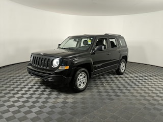 2017 Jeep Patriot Sport , What YOU Need Option Load, ONE Owner, LOW SUV