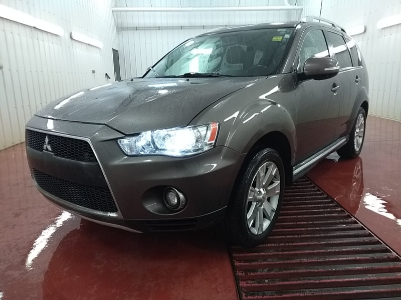 2010 Mitsubishi Outlander GT - Trade-in - Uconnect - $63.40 /Wk SUV