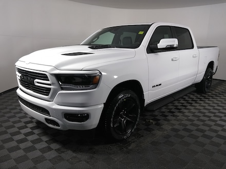 2021 Ram 1500 Sport - Hemi V8 - Leather Seats - $234.82 /Wk Crew Cab