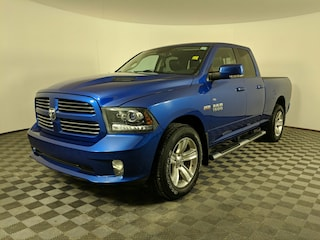 2014 Ram 1500 Sport , NON Smoking, ONE Owner, What YOU Need Opti Quad Cab